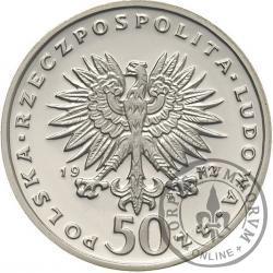 50 złotych -Fryderyk Chopin - bez napisu  próba