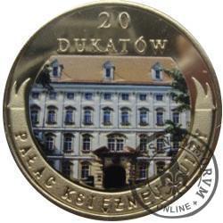 20 dukatów - Oława (II emisja - mosiądz + tampondruk)