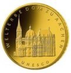 100 euro - Katedra w Aachen