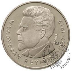 100 złotych -Władysław  Reymont - profil