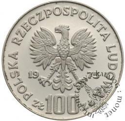 100 złotych - zamek królewski