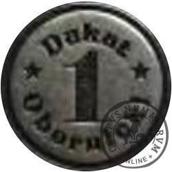 1 dukat obornicki