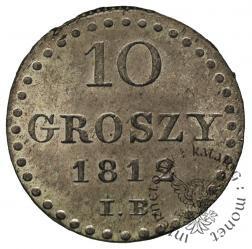 10 groszy - dziesiątak