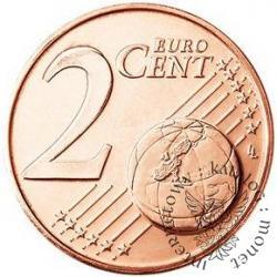 2 euro centy (F)