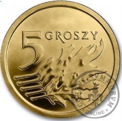 5 groszy +