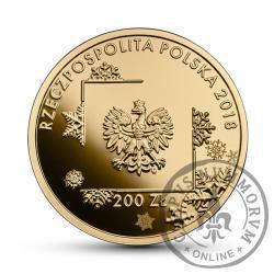 200 złotych - Polska Reprezentacja Olimpijska PyeongChang