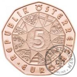 5 euro - Kraina wody