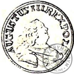 grosz - AUGUSTUS, F