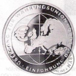 10 euro -  Wprowadzenie Euro.