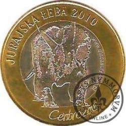 1 funt łebski - JURAJSKA ŁEBA / centrozaur (III emisja)