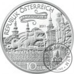 10 euro -  Smok z Klagenfurtu
