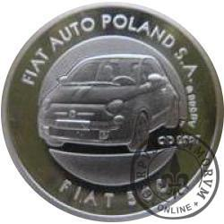 FIAT AUTO POLAND S.A. - Fiat 500 (I emisja)