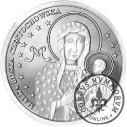 Matka Boska Częstochowska (Ag)