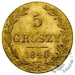 5 groszy - Au