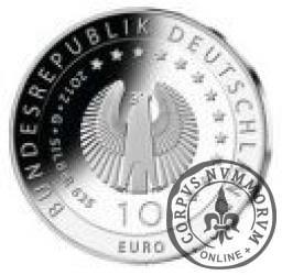 10 euro -  50 lat Niemieckiej Akcji Agrarnej