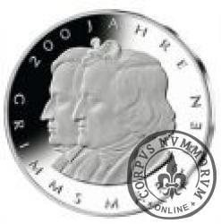 10 euro -  200 lat Baśni Braci Grimm