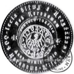 1 grosz koronowski (Ag)