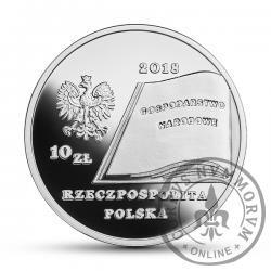 10 złotych - Fryderyk Skarbek