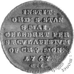 trojak - 8 wierszy - srebro