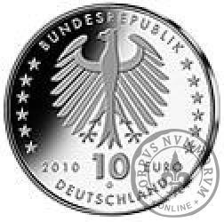 10 euro -  100 rocznica urodzin Konrada Zuse