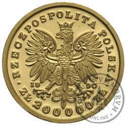 200 000 złotych - Tadeusz Kościuszko - Au