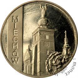 2 złote - Miechów