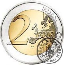 2 euro - Traktaty Rzymskie