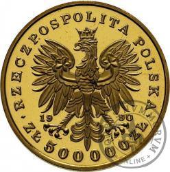 500 000 złotych - Fryderyk Chopin