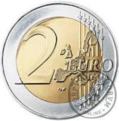 2 euro - Atomium