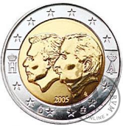 2 euro - Unia gospodarcza Belgii i Luksemburga