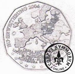 5 euro - Rozszerzenie Unii Europejskiej