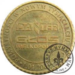 1 grosik na szczęście (Głos Wielkopolski)