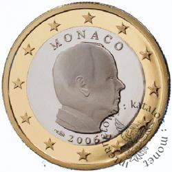 1 euro - stempel lustrzany