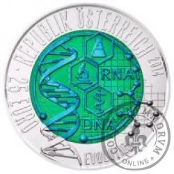 25 euro - Ewolucja