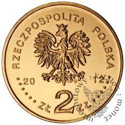 2 złote - Mistrzostwa Europy w Piłce Nożnej UEFA Euro 2012