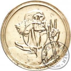 100 złotych - Mikołaj Kopernik - duża Ag, bok gładki
