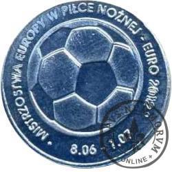 1 denar ustecki - EURO 2012 (Sn)
