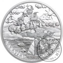 10 euro -  Karyntia