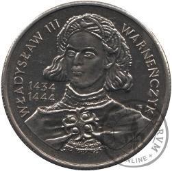 10 000 złotych - Władysław Warneńczyk