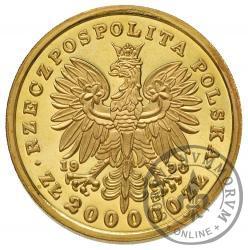 200 000 złotych - Józef Piłsudski - Au
