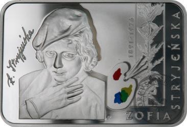 20 złotych - Zofia Stryjeńska