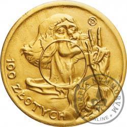 100 złotych - Mikołaj Kopernik - mała Au