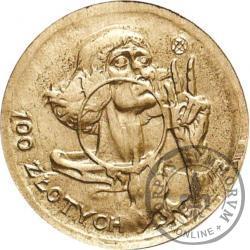 100 złotych - Mikołaj Kopernik - mała nikiel