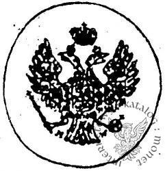 1 grosz - mały orzeł IEDEN