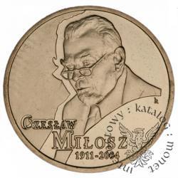 2 złote - Czesław Miłosz