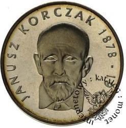 100 złotych - Janusz Korczak