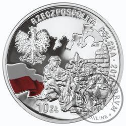 10 złotych - Harcerstwo polskie