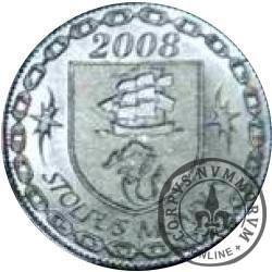 1 denar ustecki 2008 (Sn)