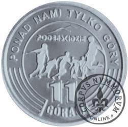 11 górali - TS Podbeskidzie (Ag.925)