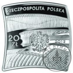 20 złotych - Mistrzostwa Europy w Piłce Nożnej UEFA Euro 2012